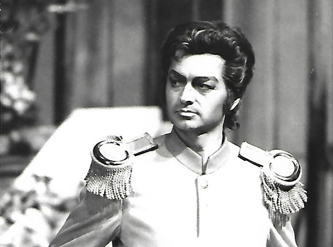 Franco Tagliavini tenore