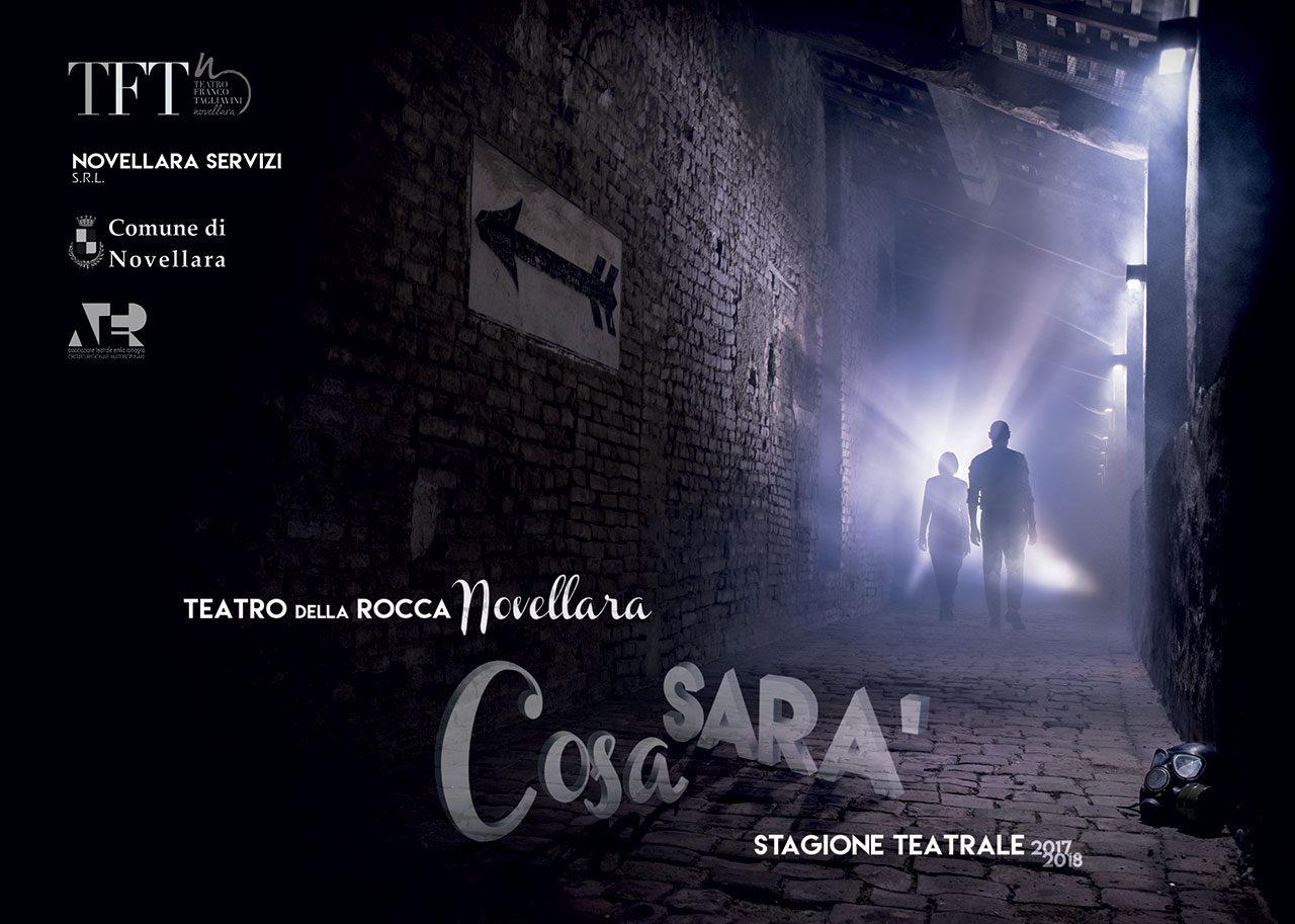 Locandina Stagione Teatrale 2017-18