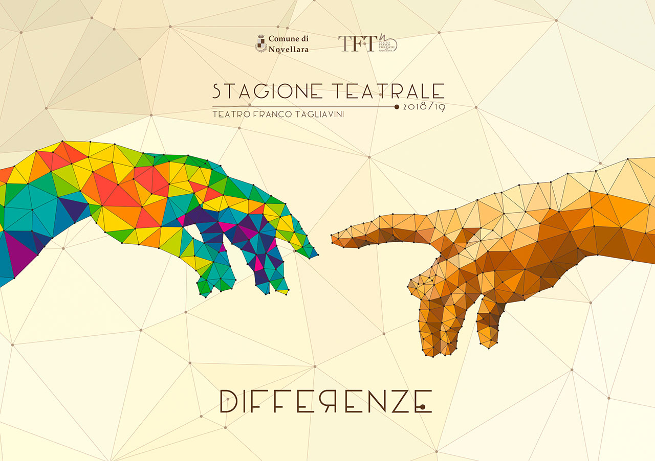 Locandina Stagione Teatrale 2018-19