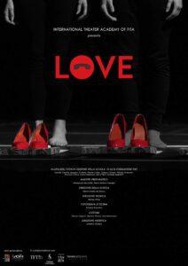 Love di Gabriele Franci al Teatro di Novellara novembre 2021