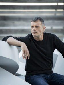 Stefano Massini al Teatro di Novellara novembre 2021